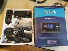 Sirius Satellite Radio Sportster 5
