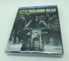 The Walking Dead Complete Season 6 Exclusive Slipcover NEW LENTICULAR Blu Ray
