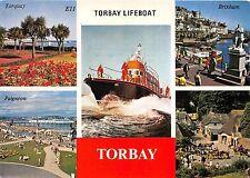 B86981 torbay lifeboat ship bateaux  uk