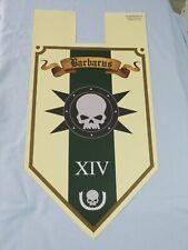 Warhammer 30K Death Guard Small Legion Banner