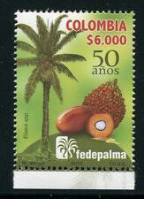 Kolumbien Colombia 2012 Palme Palm Kokosnuss Coconut Pflanze Plant MNH