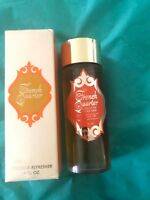 Vintage 60s 70s French Quarter Cologne Refresher 4.0 Oz Colonial Dames