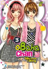 manga STAR COMICS OBAKA-CHAN SILLY LOVE TALKING numero 3