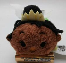 "2017 Authentic Disney Princess and the Frog Tiana Tsum Tsum 3.5"" Mini Plush Doll"