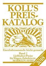 Koll's Preiskatalog von Joachim Koll (2017, Taschenbuch)
