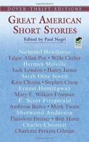 Great American Short Stories (Dover Thrift Editions) by Paul Negri