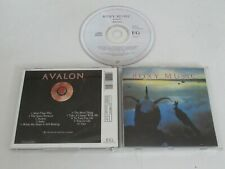 ROXY MUSIC/AVALON(EG 0077778637424)CD ALBUM