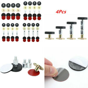 4Sets Ajustable Threaded Bed Frame Anti-Shake Tool Prevent Headboards loosening