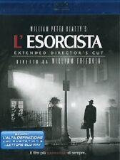 L'ESORCISTA - VERSIONE INTEGRALE (BLU-RAY) NUOVO, ITALIANO, ORIGINALE