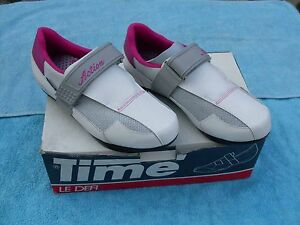 New Cycling Shoes Time Le Defi Action size 38 made in france patent pending twt