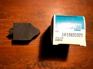 NOS GM 1985-1995 Chevrolet Van Truck G10 G20 G30 Lower Control Arm Rubber Bumper