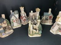 David Winter Cottages Complete Forest Of Dean Collection All 7 Cottages Lot