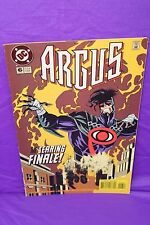 Argus #6 Phil Hester 1995 Comic DC Comics F/VF