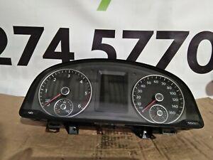 *VW TOURAN 2.0 TDI 2011-2015 INSTRUMENT CLUSTER CLOCK 1T0920971D - CFF