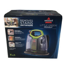 BISSELL Little Green ProHeat Carpet Cleaning Machine 2513G FREE SHIPPING