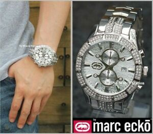 Marc Ecko King Watch E22569G1 AUTHENTIC WATCH 100% GUARANTEE