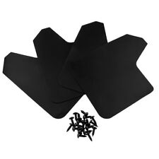 4 Piece Front Rear Mud Flaps Mud Guards Splash Flares For Car SUV Accessories