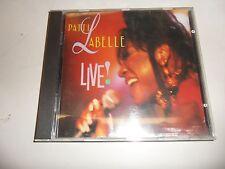 CD  Labelle Patti - Live at the Apollo