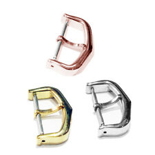 New Stainless Steel Pin Buckle For Cartier Watch strap band