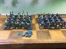 metal goblins. hob goblins for with chaos dwarfs? maybe. 40 of them