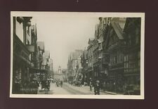 Cheshire CHESTER Eastgate St pre1919 RP PPC by Kingsway