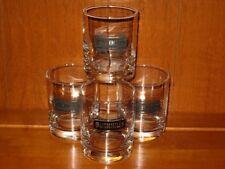 4 Bushmills Irish Whiskey Rocks Glasses by Libbey