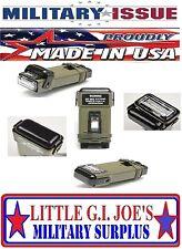 New FEDCAP Distress Marker Strobe Light MS-2000M IR Filter 6230-01-411-8535 USA