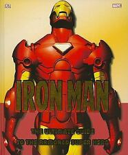 Iron Man : The Ultimate Guide to the Armored Super Hero by Matthew Manning...