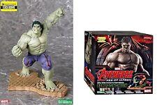 KOTOBUKIYA Avengers Age of Ultron saccagent tout Hulk ARTFX + PVC Statue EE Exclusive