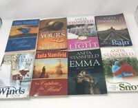 Lot 8 Anita Stansfield Books: Latter-day Saint romance LDS Mormon