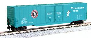Con-Cor # 14604(1) Greenville 60' DD Boxcar RTR Great Northern 139037 N MIB