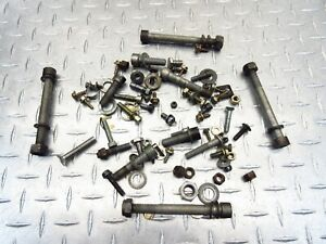1990 85-95 Bmw K75RT K75 Misc Nuts Screws Bolts Hardware Stock Oem