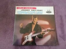 CD EP Single JOHNNY HALLYDAY - hello johnny NEUF
