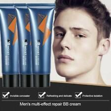Natural Men's 50g Revitalising Nourishing Tone Up Moist BB Cream Lazy Concealer