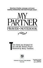 My Prayer Partner Notebook Refill Sheets, Tirabassi, Becky, Very Good Book