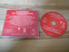CD Pop Funkdoobiest - Troubleshooters (20 Song) Promo BMG RCA jc