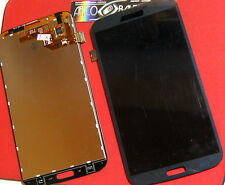 DISPLAY LCD+TOUCH SCREEN SAMSUNG GALAXY MEGA 6.3 GT i9205 Vetro BLUE NERO NUOVO