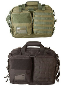 Mens Military Combat Army Travel Shoulder Bag Rucksack Day Messenger Pack Molle