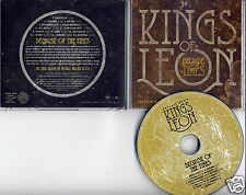KINGS OF LEON Because Of The Times 2007 US 13-trk promo CD