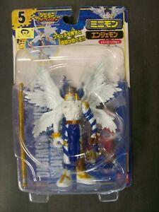 "Angemon Digimon 3 1/2 "" Moving Action Figure Bandai Last one ever"