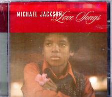 CD 14T MICHAEL JACKSON LOVE SONGS BEST OF DE 2002 NEUF SCELLE SEALED