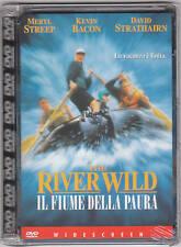 THE RIVER WILD - DVD (NUOVO SIGILLATO) SUPER JEWEL BOX