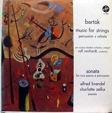 Reinhardt Bartok - Music For Strings Percussion & Celesta LP VG+ PL 9600 RVG
