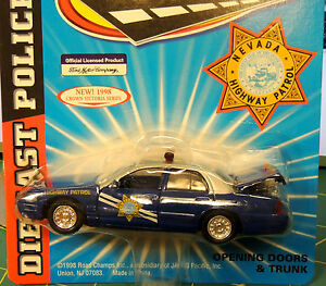 NEVADA STATE POLICE 1998 FORD Crown victoria by Road Champs!