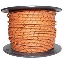 1m Algodón Trenzado Eléctrico Del Automóvil Cable calibre 16 Brown & Negro Rojo