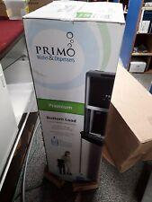 Water Cooler Bottom Loader Cold Hot Drinking Dispenser Stainless Steel Black