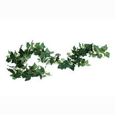 soie artificielle Ivy Plante arrière vert moyen medium feuilles 183cm/1.8 M