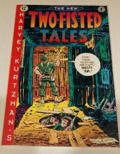 THE NEW TWO-FISTED TALES #1 - Mint - (1993, Dark Horse Comics) - Harvey Kurtzman