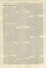 1924 Pneumatic Grain Elevators Paper Railway Accidents Plymouth Belfast Airmail