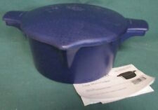 Pampered Chef Micro cooker - large (Blue)